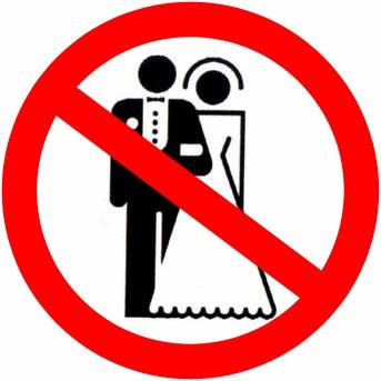 ¿No sabes si debes casarte? 33 señales de alarma para pensar que no debes casarte con tu pareja actual